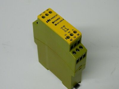 Pilz PNOZ X7 110VAC 2S  Safety Relay