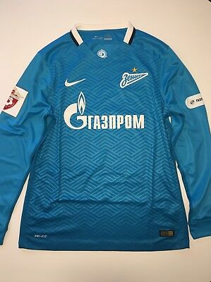 Maglia shirt match worn player issue Witsel Zenit 2015-2016 Belgium Real Madrid