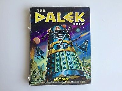 Dr. Who - 1964 THE DALEK BOOK