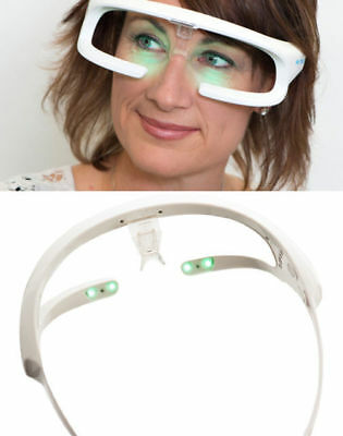 NEW Re-Timer wearable Light Therapy Glasses for Jet lag&Sleep Problems Insomnia