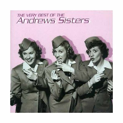 The Very Best Of -  The Andrews Sisters