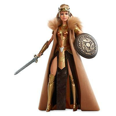 Barbie Wonder Woman Queen Hippolyta DC Comics Doll Black Label Mattel DWD83