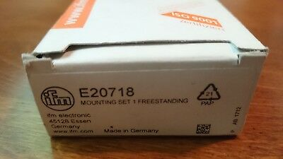 Lot Of 2 New In Boxes Ifm E20718 Sensor Bracket Mounting Kits