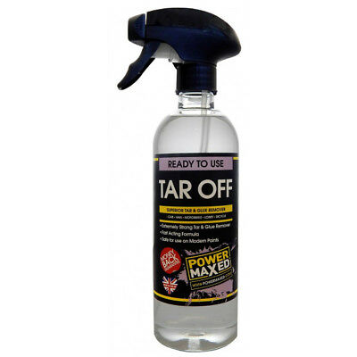 POWER MAXED Tar And Glue Remover 500ml | TO500P1