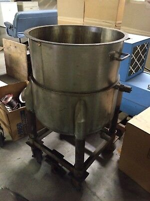 Steam Kettle for Mixing