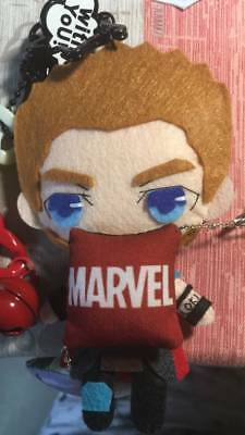 "Hand-made BJD 1/3 1/6 12"" Cosplay Stucky Bucky Loki Thor Mini Pillow Plush Be"