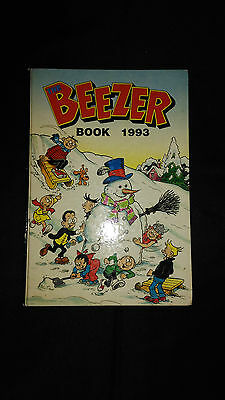 The Beezer Book 1993,Vintage Annual