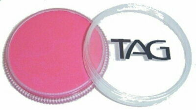 TAG Body Art Face Paint Cake 32g - Pink