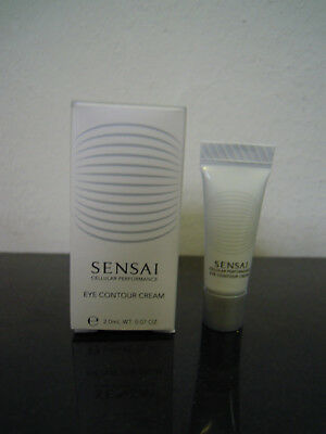 SENSAI Cellular Performance Eye Contour CREAM 2 ml, NEU, OVP