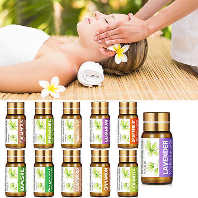 5ML Essential Oils For Aromatherapy Diffusers Pure Essential Oils Fragrance Oil