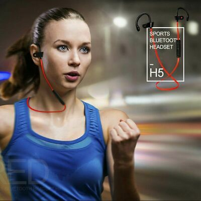 Bluetooth Wireless Headphones Sporting Running Earphones Waterproof New