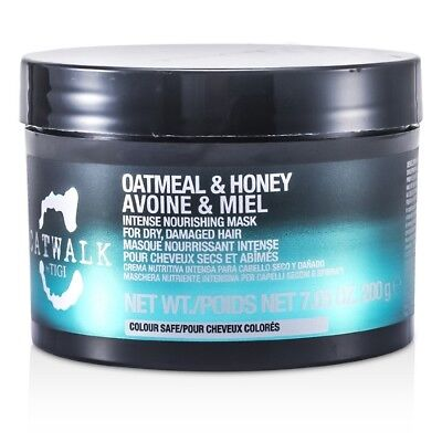 Tigi Catwalk Oatmeal & Honey Intense Nourishing Mask (For Dry, Damaged 200g Mens