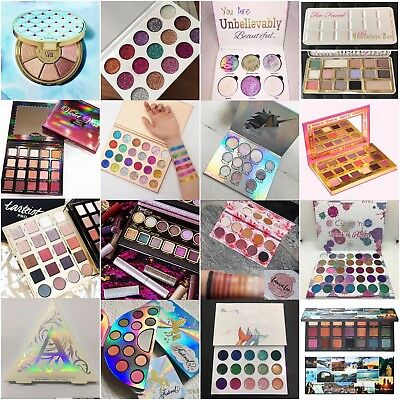 Lime Crime Venus Eyeshadow Palette Benefit Too Faced Prismatic Pearl Highlighter
