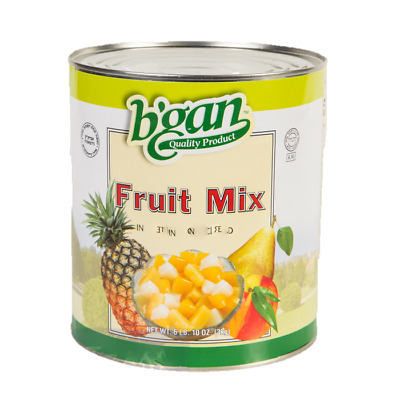 Eden Bulk Fruit Mix In Light Syrup 3Kg (A10)