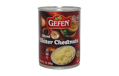 Gefen Water Chestnuts Sliced 540G