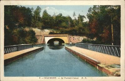 11198240 Chaumont Haute-Marne Tunnel-Canal Chaumont