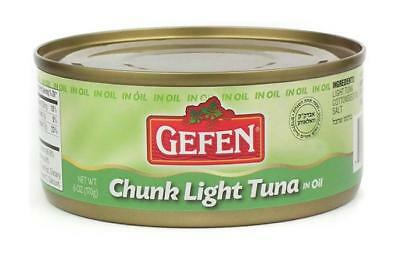 Gefen Tuna In Oil 170Gr