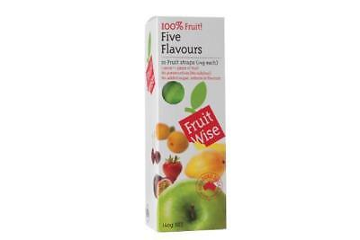 Fruit Wise 5 Flavours 10 x 14Gr