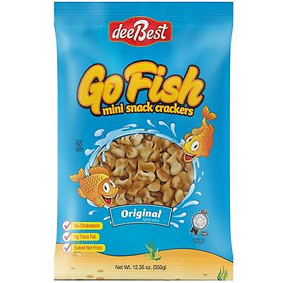 Dee Best Go Fish Original 350G