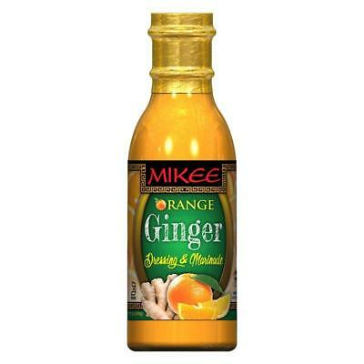 Mikee Orange Ginger Dressing 340g