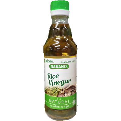 Nakano Rice Vinegar 355Ml