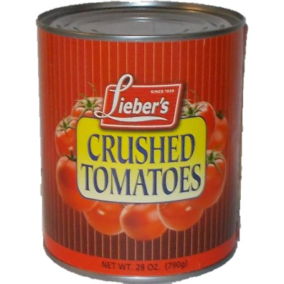 Liebers Crushed Tomatoes 790G