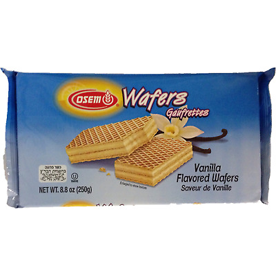 Osem Vanilla Wafer 250G
