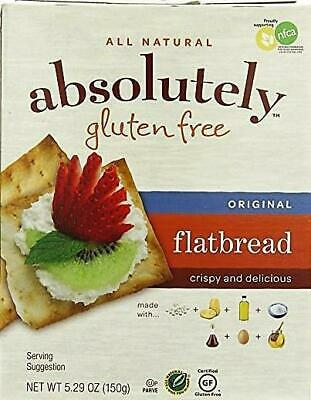 Absolutely Gluten Free Original Flatbread Klp 150G