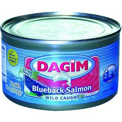 Dagim Red Blueback Salmon 213G