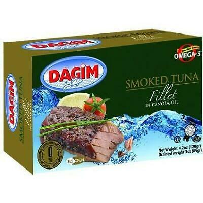 Dagim Smoked Tuna Fillet 120G
