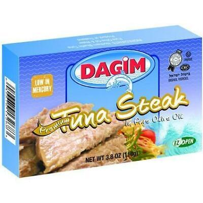Dagim Tuna Steak Olive Oil 110G