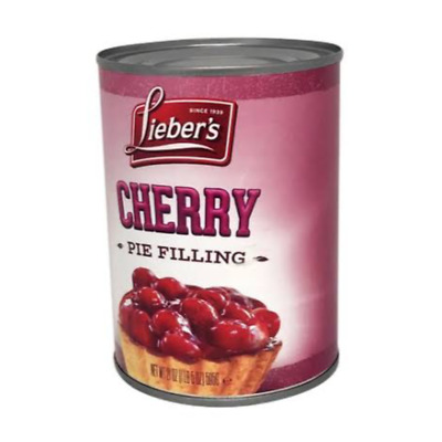 Haddar Cherry Pie Filling 595G