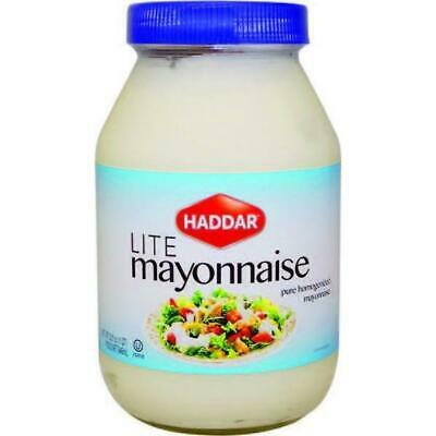 Haddar Light Mayonnaise 906Ml