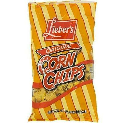 Liebers Corn Chips 312G