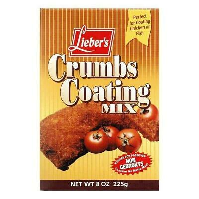 Liebers Crumb Coating Mix Klp 225G