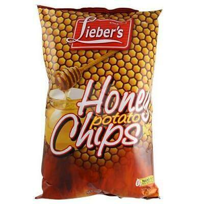Liebers Honey Potato Chips 255G