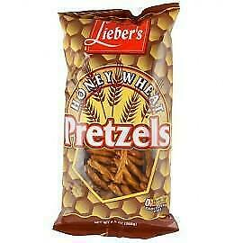 Liebers Honey Wheat Pretzels 270G