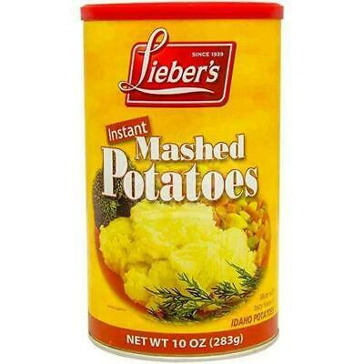 Liebers Mashed Potato In Cans 283G