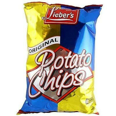 Liebers Potato Chips 400G