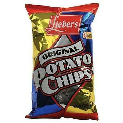 Liebers Original Potato Chips 140G