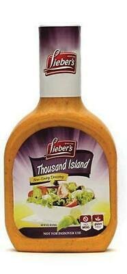 Liebers Thousand Island Dressing Klp 453G
