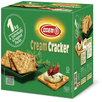 Osem Cream Crackers 1 Kg