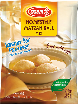 Osem Matzah Ball Mix Klp 142G