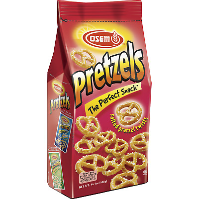 Osem Pretzel Twists 400G