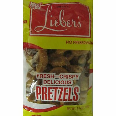 Liebers Dutch Pretzels 368G