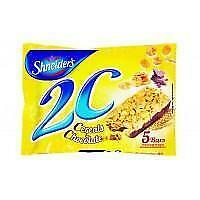 Shneiders 2C Cereal Chocolate 5 X 53G Bars