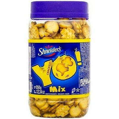 Shneiders Yo Mix Crackers 350G