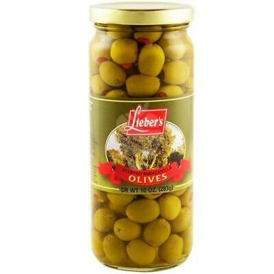 Liebers Stuffed Olives 283g