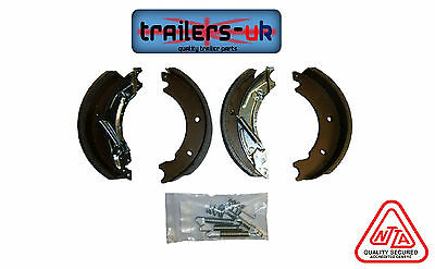 KNOTT Style Brake Shoe Set 200 x 50 for Ifor Williams etc ** FREE P&P**