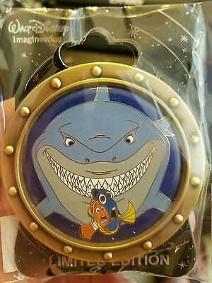 WDI D23 Exclusive Finding Nemo - (Bruce, Marlin, and Dory) LE 250 Disney pin